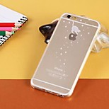 Transparent/Graphic/Special Design TPU Back Cover for iPhone 6S/6 Plus
