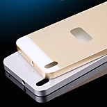 estuche rígido marco de metal espejo de acrílico plano posterior de metal para el deseo htc 816 (colores surtidos)