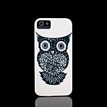 uil patroon harde kaft voor iPhone 5 case voor de iPhone 5 s