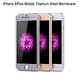 membrane en acier de téléphone