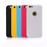 Ultrathin  Scrub Matte Case for iPhone 6 Plus (Assorted Color)