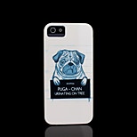 Dog Pattern Hard Cover for iPhone 5 Case for iPhone 5 S