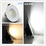 MORSEN® 15W 1400-1500LM Support Dimmable LED Receseed Lights COB Ceiling Lights