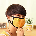 Lovely Cotton Anti-Dust Winter Thermal Adult Respirator Face Masks Health Gauze Mask (Random Color)