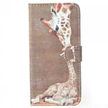 Giraffe Pattern PU Leather Case  for Sony Xperia Z3