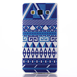 Stripe Pattern TPU Material Soft Phone Case for Samsung Galaxy A5