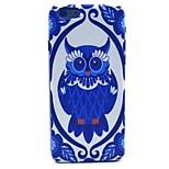 coco Fun® deep blue owl pattern harte PC Kasten-Abdeckung wieder imd für iPhone 6
