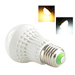 1 pcs Ding Yao E27 7W 21SMD 2835 350-450LM 2800-3500/6000-6500K Warm White/Cool White Globe Bulbs AC 220-240V