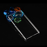 HD Transparent PC Hard Shell Phone Shell for Sony Z4