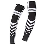 High Elasticity Sun-proof/Wicking/Quick-drying Breathable Cycling Protective Arm Sleeve for Men Women