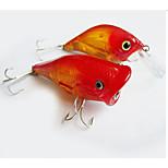 2PCS Set Popper Crank Fishing Bait