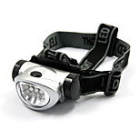 TIROL Adjustable Headlamp 8 LED 3 Mode Headlight for Fishing Camping Outdoor