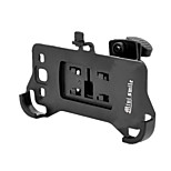 Mini smile™ Plastic Bicycle Swivel Mount Holder for Samsung Galaxy S 3 / i9300