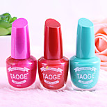 Solid Green Nail Polish Drying Fragrance (3  Colors Optional)