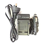EU/AU/UK/US Power Cord 4.2V DC  NB-4L/6L/8L Car Charger  for Canon  IXUS 55 IXUS 60 IXUS 65 IXUS 70