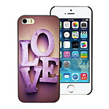 The Love Design Hard Case for iPhone 4/4S