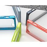 moshuo® pvc série gardien matte protection anti-chute soft shell iphone 6 plus