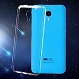Black Pomelo® Transparent Light TPU Case for Meizu Meilan Note/Meilan 5.5