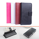 Protective PU Leather Magnetic Vertical Flip Case for Microsoft Lumia 540(Assorted Colors)