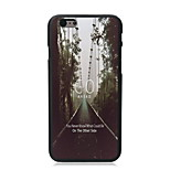 Go Ahead Design Hard Case for iPhone 6 Plus