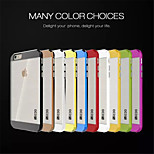 Slicoo White With Multicolor Drawing Mobile Phone Shell Plating For iPhone 6 (Assorted Colors)
