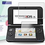Top & Bottom Matte Screen Protector LCD Film Guard Cover for Nintendo 3DS LL XL
