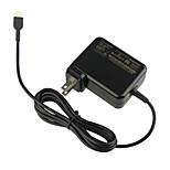EE.UU. portátil adaptador de corriente cargador de pared de CA / fuente de alimentación de corriente continua para el lenovo thinkpad 10