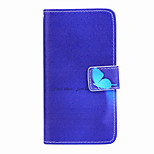 Magic Spider®Dark BLue Butterfly Pattern PU Full Body Case Stand with Screen Protector for Sony E3