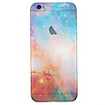 Star Scenery Pattern Slim TPU Material Soft Phone Case for iPhone 6 Plus