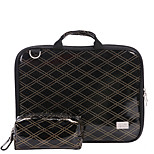 Classic Londen Style Laptop Bag for Macbook or Other Notebooks
