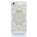 Sunflower Pattern Plastic Hard Back Cover For iPhone5/5S