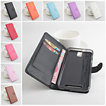 Protective PU Leather Magnetic Vertical Flip Case for ZOPO ZP998(Assorted Colors)