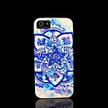 aztec Mandala Blumenmuster Abdeckung für iPhone 5 für iphone 5s