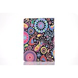 Jellyfish Picture PU Leather Full Body TPU Case with Card Holder for Ipad Air