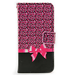 Gift  Pattern PU Leather Phone Case for iPhone5/5S