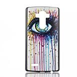 Eye Pattern PC Phone Case for LG G4