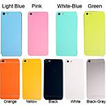 laterales de cuerpo completo + top + espalda + botón pura pegatina color de la piel para el iphone 5 / 5s (colores surtidos)