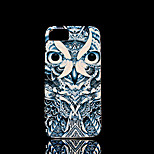Owl Pattern Cover for iPhone 4 Case / iPhone 4 S Case