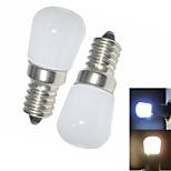 2 Stück Ding Yao Lichtdekoration E14 3 W 50-100 LM 2800-3500/6000-6500 K 1 COB Warmes Weiß/Kühles Weiß AC 220-240 V