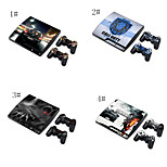 Designer Skin for Sony Play Station PS3 Slim System & Remote Controllers