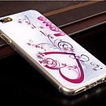 nuovi casi del telefono moda per Apple iPhone 5s caso caso 3d beauty fiore colorato totem fumetto