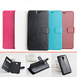 Flip Leather Magnetic Protective Case For Meizu MX5(Assorted Colors)