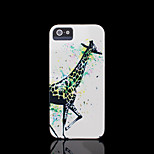 Giraffe Pattern Cover for iPhone 4 Case / iPhone 4 S Case