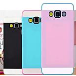 monivärinen tpu + PC + silikoni tapauksessa kolminkertainen osuma väri Samsung Galaxy a5 (eri värejä)