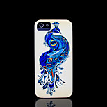 Peacock Pattern Cover for iPhone 4 Case / iPhone 4 S Case