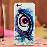 Color Drawing  Fashion Style Protection Shell for iPhone5/5s  Maiya-P586