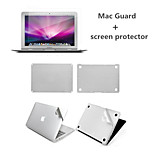 Slim Sliver Full Body Sticker Mac Guard and HD Screen Protective Flim with Package for Macbook Air 13.3