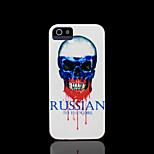 Russische stijl patroon voor iphone 4 case / iphone 4 s case