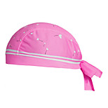 WEST BIKING® Women Soft Ultra Breathable Kerchief Cute Pink Polyester Pirate Kerchief Cycling Accessories