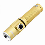 WEST BIKING® Waterproof Flashlight Front Travle Light With Waistband Clip Bicycle Light Direct Charge Camping Flashights